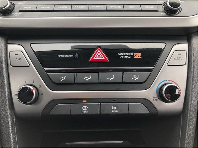 2018 Hyundai Elantra GL (Stk: h11539) in Peterborough - Image 13 of 19