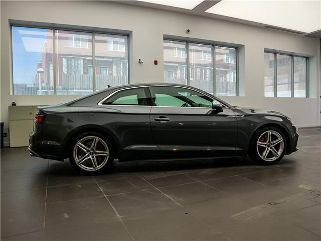 2018 Audi S5 3.0T Progressiv (Stk: P3081) in Toronto - Image 4 of 29
