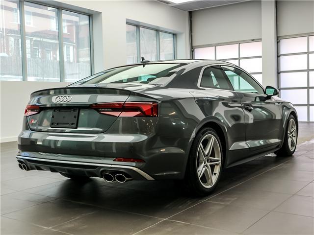 2018 Audi S5 3.0T Progressiv (Stk: P3081) in Toronto - Image 5 of 29
