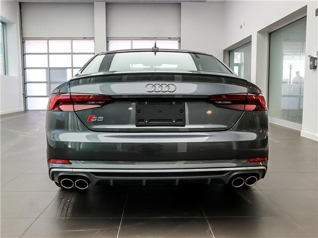 2018 Audi S5 3.0T Progressiv (Stk: P3081) in Toronto - Image 6 of 29