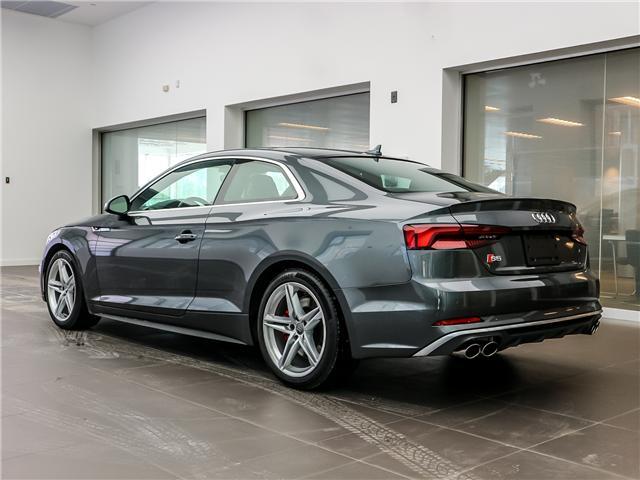 2018 Audi S5 3.0T Progressiv (Stk: P3081) in Toronto - Image 7 of 29