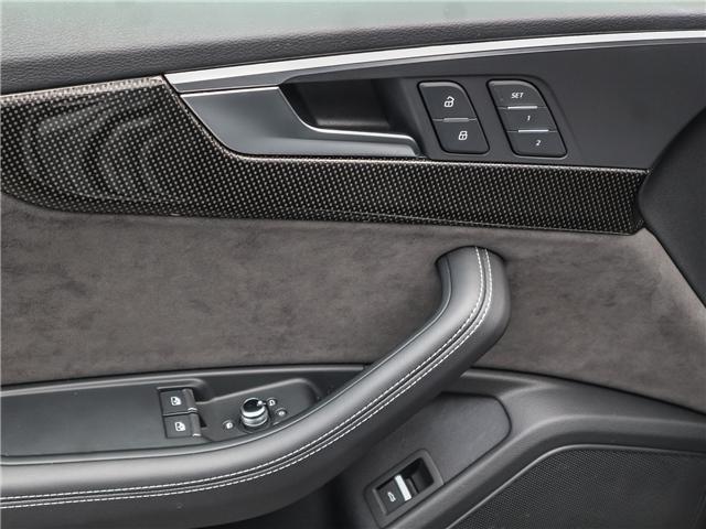 2018 Audi S5 3.0T Progressiv (Stk: P3081) in Toronto - Image 9 of 29