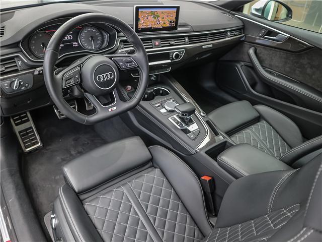 2018 Audi S5 3.0T Progressiv (Stk: P3081) in Toronto - Image 10 of 29