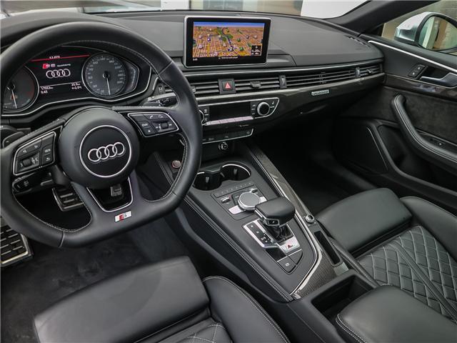 2018 Audi S5 3.0T Progressiv (Stk: P3081) in Toronto - Image 13 of 29