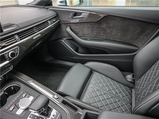 2018 Audi S5 3.0T Progressiv (Stk: P3081) in Toronto - Image 14 of 29