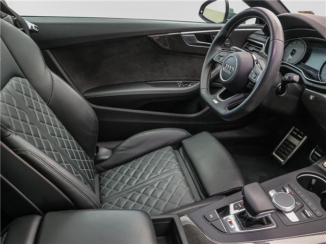 2018 Audi S5 3.0T Progressiv (Stk: P3081) in Toronto - Image 15 of 29