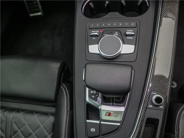 2018 Audi S5 3.0T Progressiv (Stk: P3081) in Toronto - Image 16 of 29