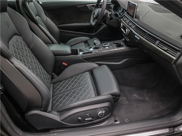 2018 Audi S5 3.0T Progressiv (Stk: P3081) in Toronto - Image 20 of 29