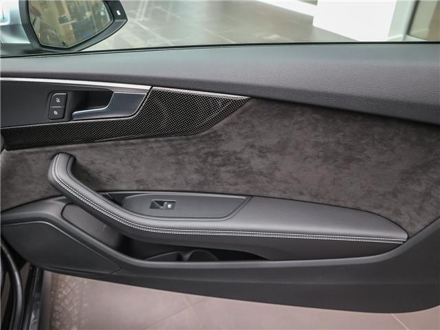 2018 Audi S5 3.0T Progressiv (Stk: P3081) in Toronto - Image 21 of 29