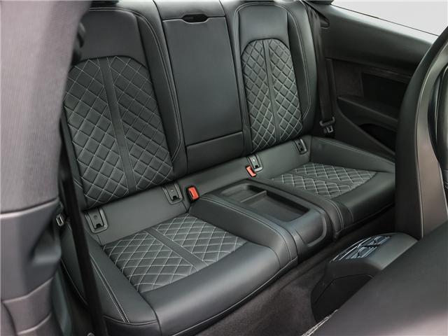 2018 Audi S5 3.0T Progressiv (Stk: P3081) in Toronto - Image 22 of 29