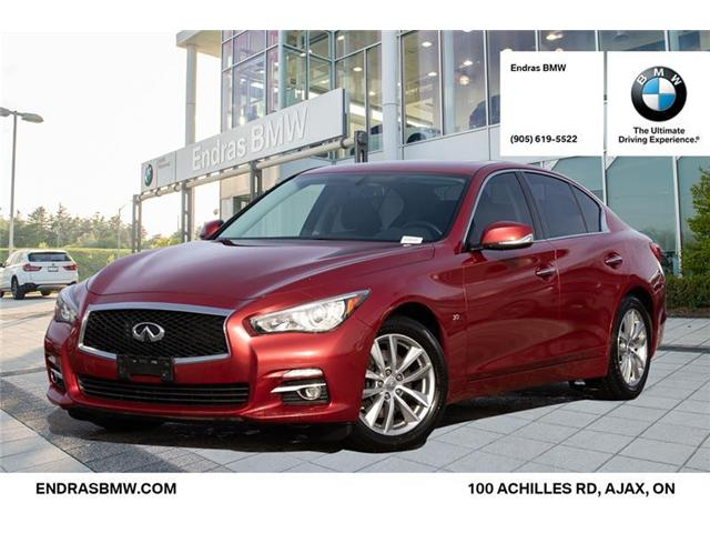 2014 Infiniti Q50 Premium (Stk: P5653A) in Ajax - Image 1 of 20