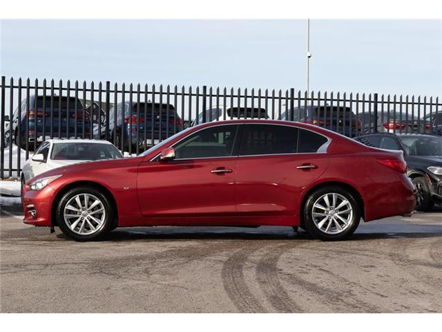 2014 Infiniti Q50 Premium (Stk: P5653A) in Ajax - Image 3 of 20