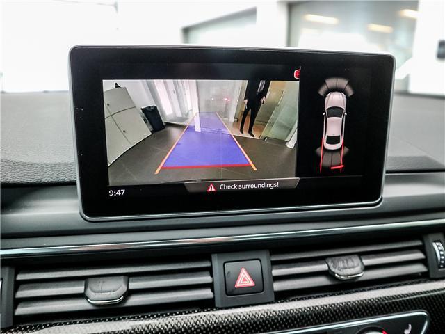 2018 Audi S5 3.0T Progressiv (Stk: P3081) in Toronto - Image 29 of 29