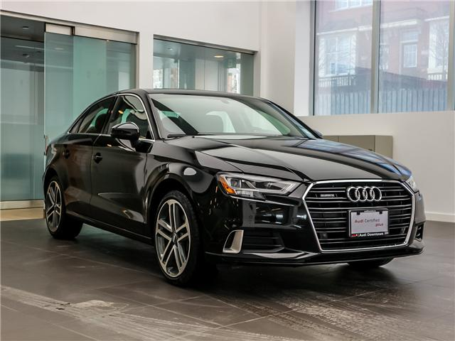 2018 Audi A3 2.0T Technik (Stk: P3082) in Toronto - Image 3 of 26