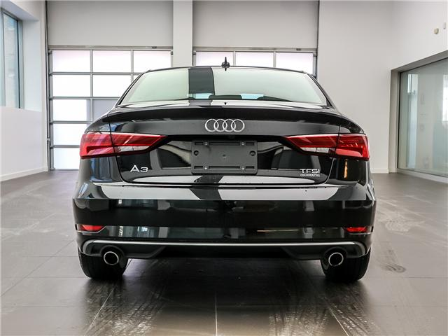 2018 Audi A3 2.0T Technik (Stk: P3082) in Toronto - Image 6 of 26