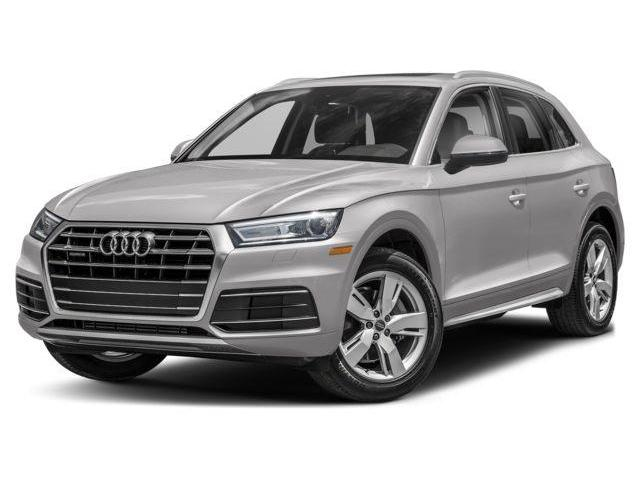2019 Audi Q5 45 Technik (Stk: N5119) in Calgary - Image 1 of 9