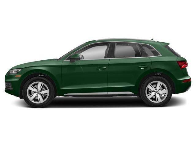2019 Audi Q5 45 Technik (Stk: N5121) in Calgary - Image 2 of 9