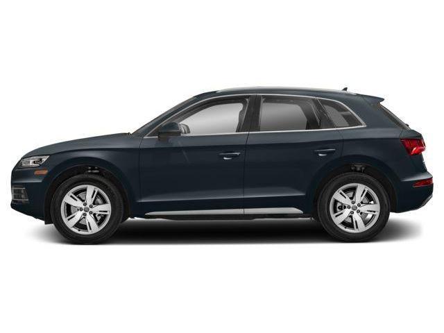 2019 Audi Q5 45 Progressiv (Stk: N5125) in Calgary - Image 2 of 9