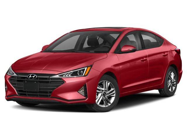 2019 Hyundai Elantra  (Stk: R9180) in Brockville - Image 1 of 9