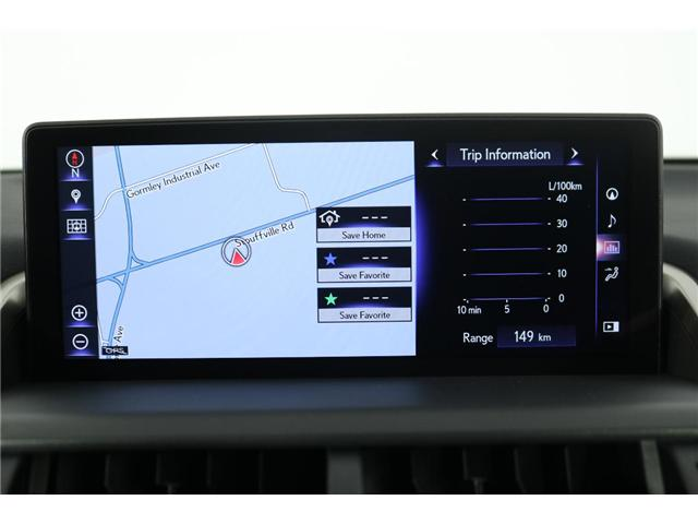 2019 Lexus NX 300 Base (Stk: 288766) in Markham - Image 22 of 29