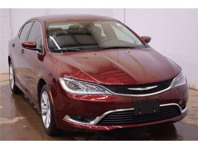 2016 Chrysler 200 LIMITED - NAV * HTD SEATS * BACKUP CAM (Stk: B3339) in Cornwall - Image 2 of 30