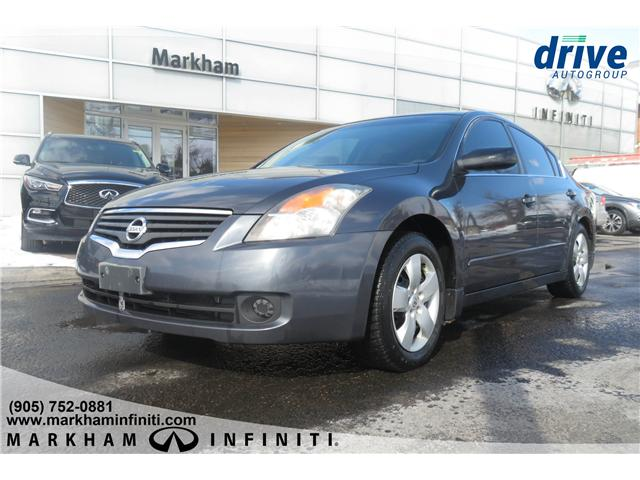 2007 Nissan Altima 2.5 S (Stk: K380B) in Markham - Image 1 of 22