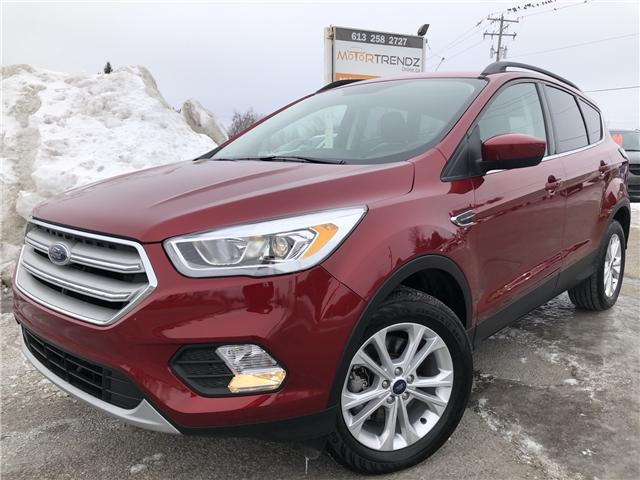 2018 Ford Escape SEL (Stk: -) in Kemptville - Image 1 of 30