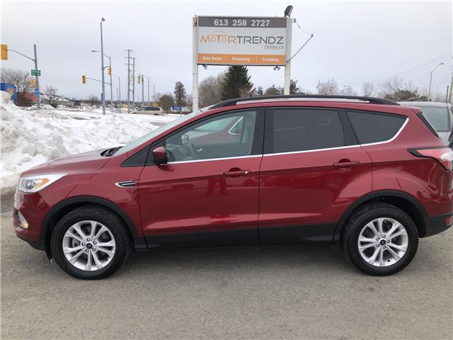 2018 Ford Escape SEL (Stk: -) in Kemptville - Image 2 of 30
