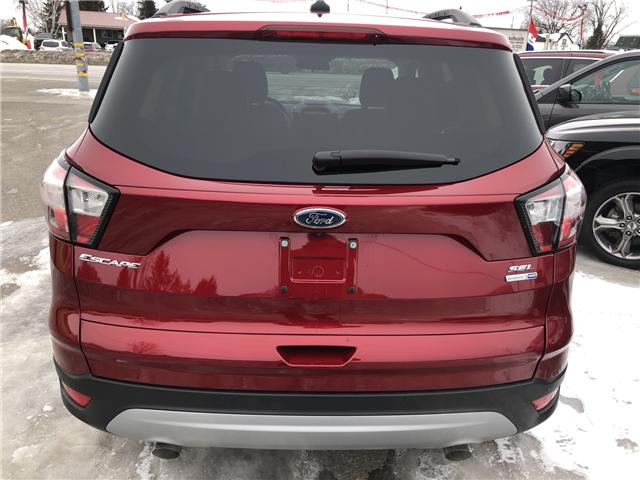 2018 Ford Escape SEL (Stk: -) in Kemptville - Image 4 of 30