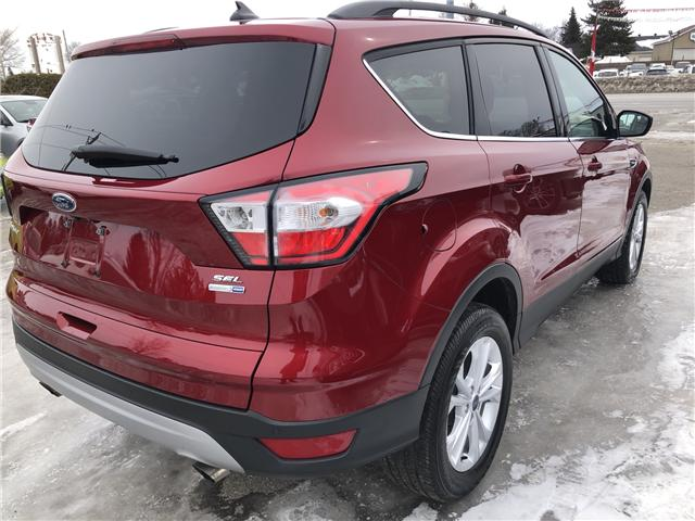 2018 Ford Escape SEL (Stk: -) in Kemptville - Image 5 of 30