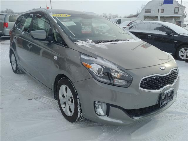 2014 Kia Rondo LX (Stk: ) in Dunnville - Image 1 of 20