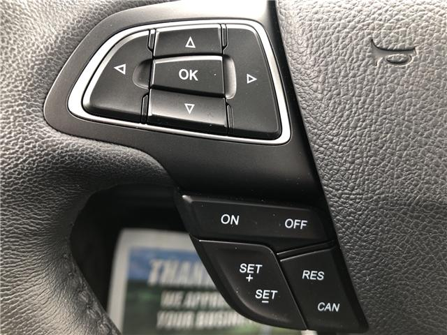 2018 Ford Escape SEL (Stk: -) in Kemptville - Image 16 of 30