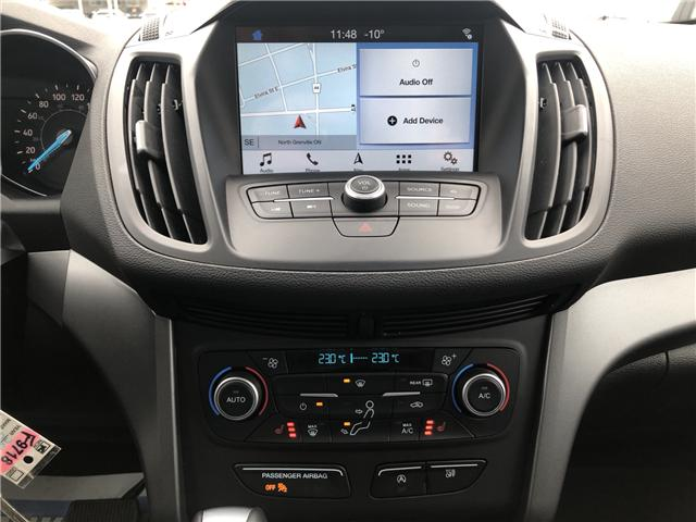 2018 Ford Escape SEL (Stk: -) in Kemptville - Image 18 of 30