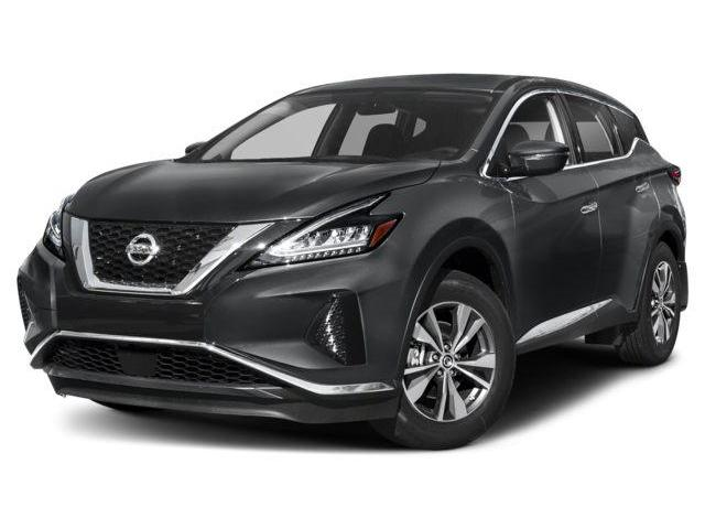2019 Nissan Murano Platinum (Stk: U308) in Ajax - Image 1 of 8