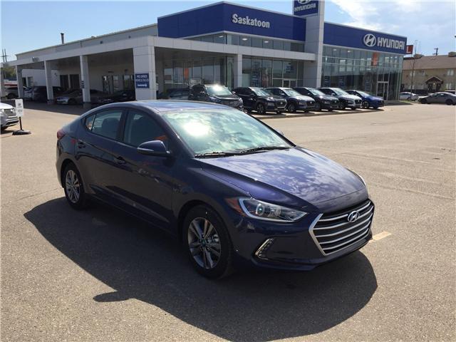 2018 Hyundai Elantra GL SE (Stk: 38373) in Saskatoon - Image 1 of 16