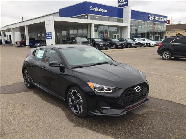2019 Hyundai Veloster Turbo Tech (Stk: 39008) in Saskatoon - Image 1 of 16