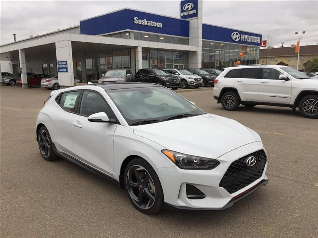 2019 Hyundai Veloster Turbo Tech (Stk: 39012) in Saskatoon - Image 1 of 19