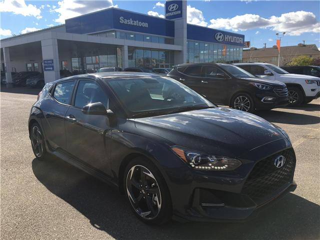 2019 Hyundai Veloster Turbo Tech (Stk: 39013) in Saskatoon - Image 1 of 16