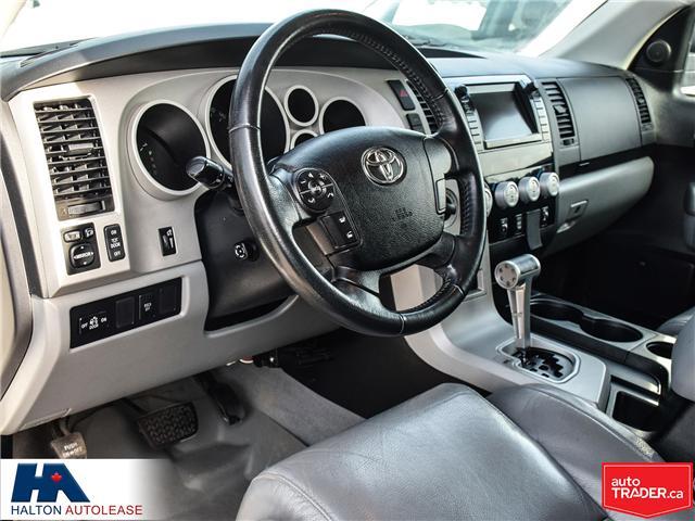 2008 Toyota Tundra Limited 5.7L V8 (Stk: 306948) in Burlington - Image 13 of 22