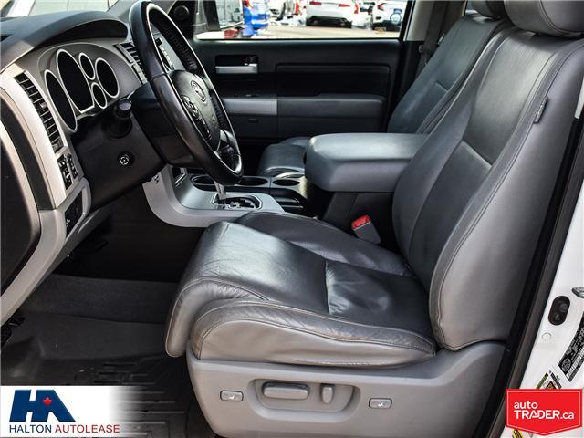 2008 Toyota Tundra Limited 5.7L V8 (Stk: 306948) in Burlington - Image 14 of 22