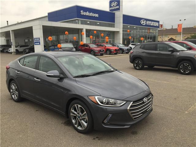 2018 Hyundai Elantra Limited (Stk: 38419) in Saskatoon - Image 1 of 19