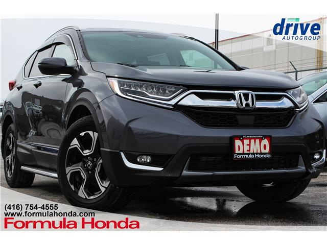 2018 Honda CR-V Touring (Stk: 18-1963D) in Scarborough - Image 1 of 27