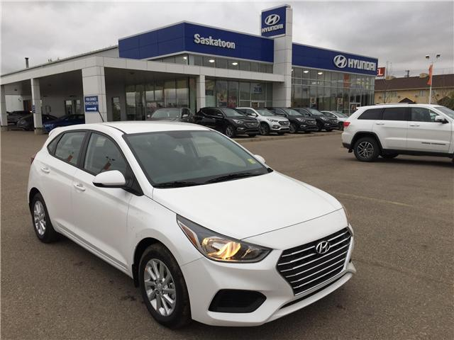 2019 Hyundai Accent Preferred (Stk: 39028) in Saskatoon - Image 1 of 19