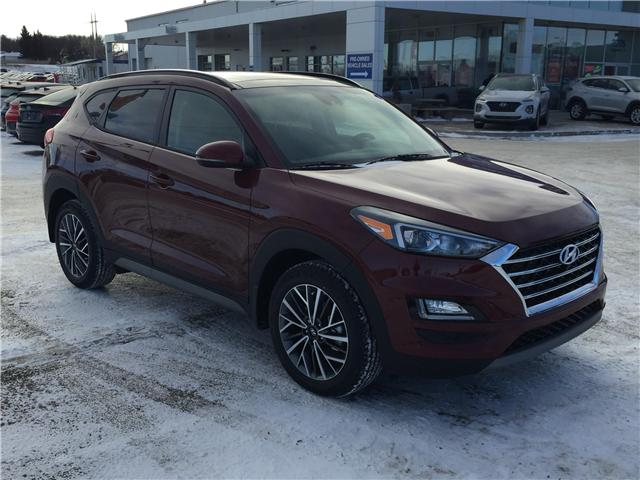 2019 Hyundai Tucson Luxury (Stk: 39119) in Saskatoon - Image 1 of 21