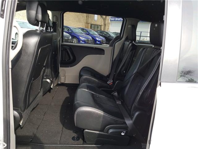 2018 Dodge Grand Caravan CVP/SXT (Stk: op10184) in Mississauga - Image 12 of 21