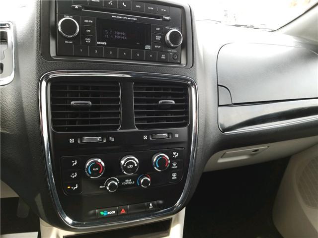 2018 Dodge Grand Caravan CVP/SXT (Stk: op10184) in Mississauga - Image 18 of 21