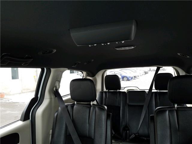 2018 Dodge Grand Caravan CVP/SXT (Stk: op10184) in Mississauga - Image 20 of 21