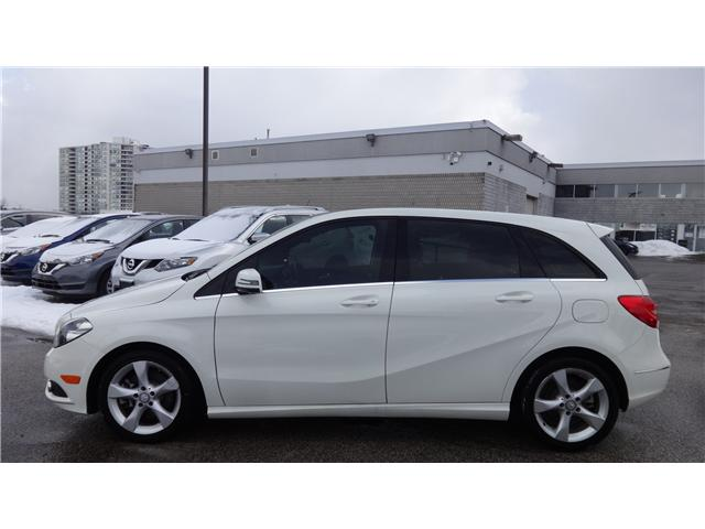 2014 Mercedes-Benz B-Class Sports Tourer (Stk: U12355A) in Scarborough - Image 2 of 22