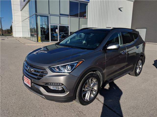 2017 Hyundai Santa Fe Sport 2.0T Limited (Stk: 85088) in Goderich - Image 1 of 16