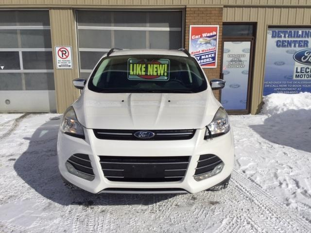 2014 Ford Escape SE (Stk: U-3783) in Kapuskasing - Image 2 of 6